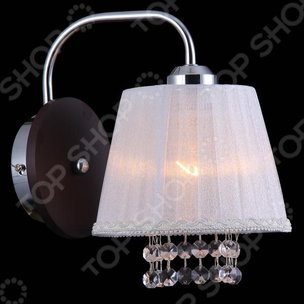 Бра Natali Kovaltseva VALENCIA 11421/1W WENGE  светильник natali kovaltseva 10708 1w wenge
