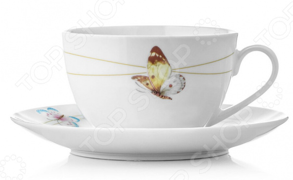 Чайный набор Esprado Mariposa сахарница esprado mariposa