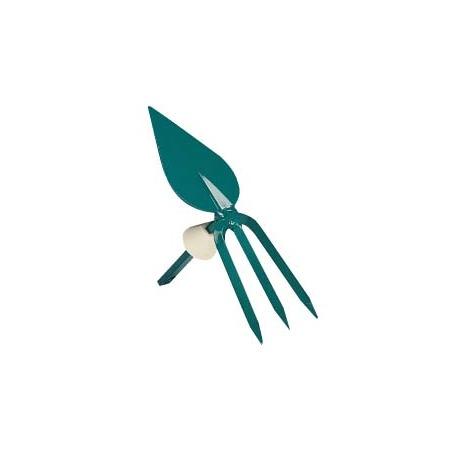 Купить Мотыжка садовая Raco лезвие-лепесток