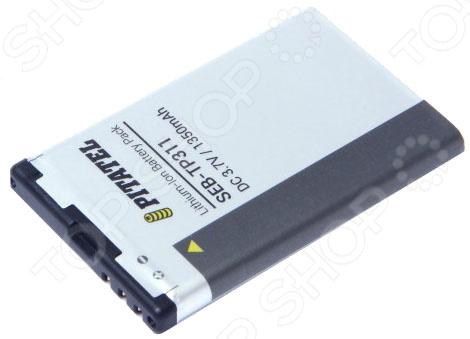 Аккумулятор для телефона Pitatel SEB-TP311 аккумулятор для телефона pitatel seb tp1028