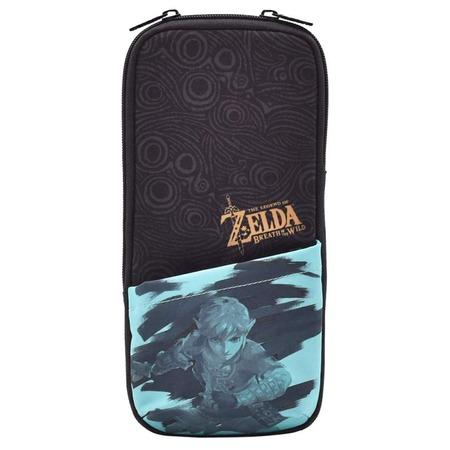Купить Чехол защитный HORI Slim pouch. Zelda: Breath of the wild для Nintendo Switch