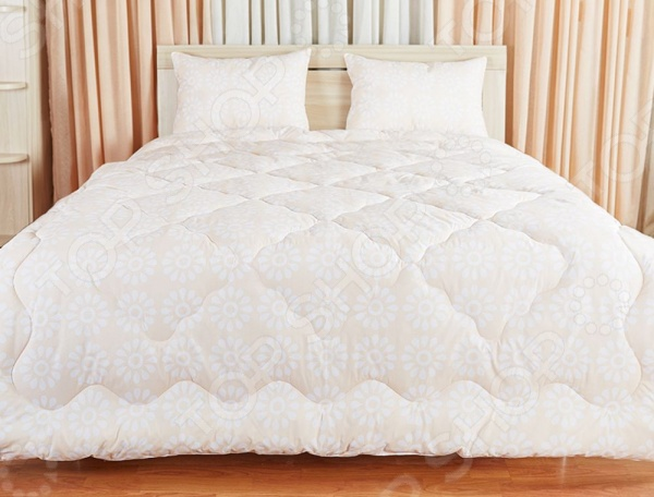 Одеяло Подушкино с рисунком «Лежебока» лежебока одеяло всесезонное taylak