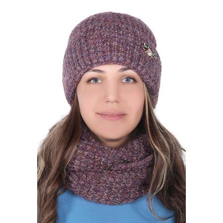 Купить Комплект шапка и снуд DAFFY world «Нелли»