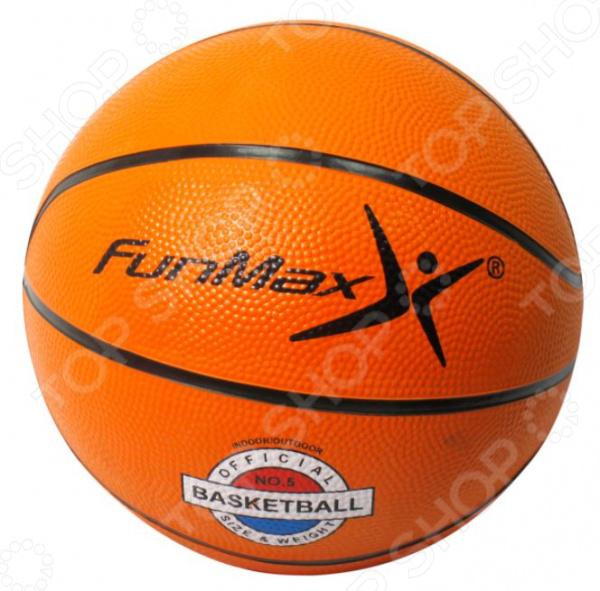 Мяч баскетбольный FunMax СТ85114