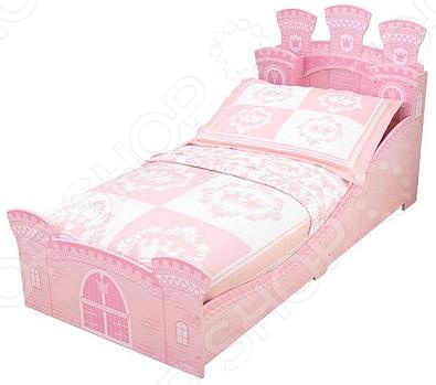 Кроватка детская KidKraft «Замок принцессы» детская кровать kidkraft детская кровать замок принцессы
