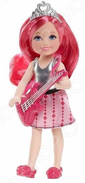 Мини-кукла Mattel «Барби. Рок-звезда» (рыжая) барби барби детский плащ сумки банни девушки перламутровый надувной капюшон надувной щенок щенок щенки учеников by 004 барби l