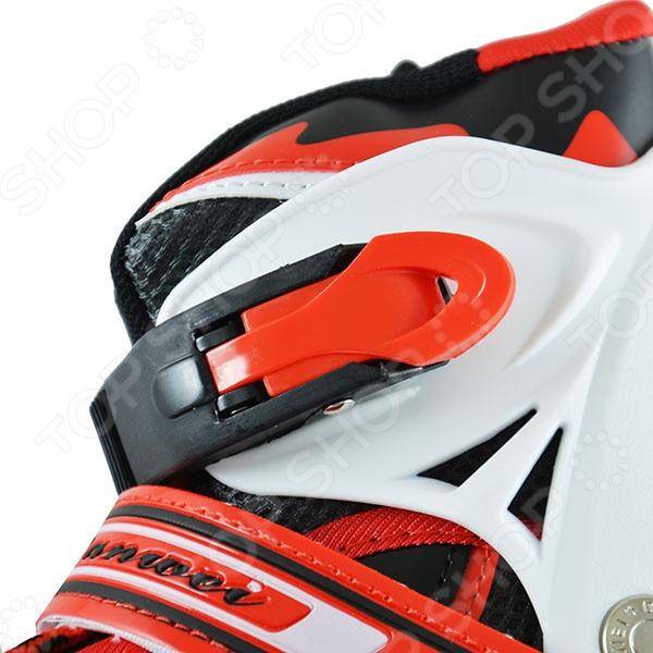 Коньки прогулочные раздвижные Bradex Adjustable 2