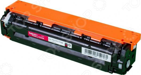 Картридж Sakura для HP Color LJ PRO CP1525N/CP1525NW картридж sakura ce321a для hp сlj pro cp1525n cp1525nw 1300стр cyan