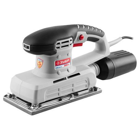 Купить Машина шлифовальная вибрационная Зубр ЗПШМ-300Э-02