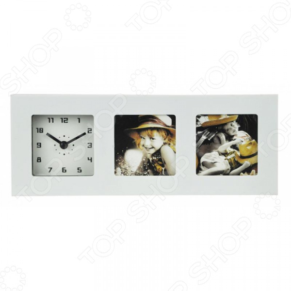 Часы-фоторамка Вега 6405