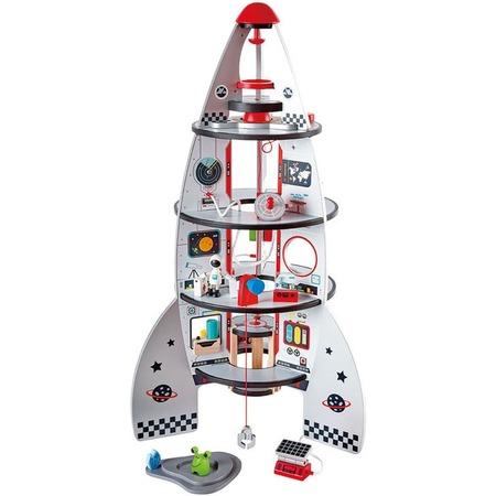 Купить Игровой набор Hape «4-ступенчатый космический корабль»
