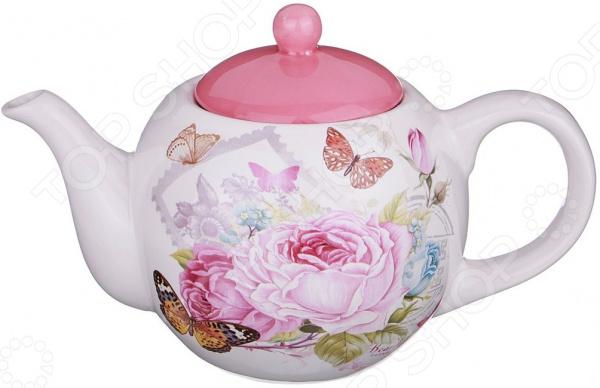 Чайник заварочный Agness «Романтика» 358-1076