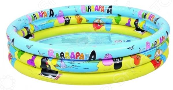 ������� �������� Jilong Barbapapa 3-ring Pool JL017379NPF