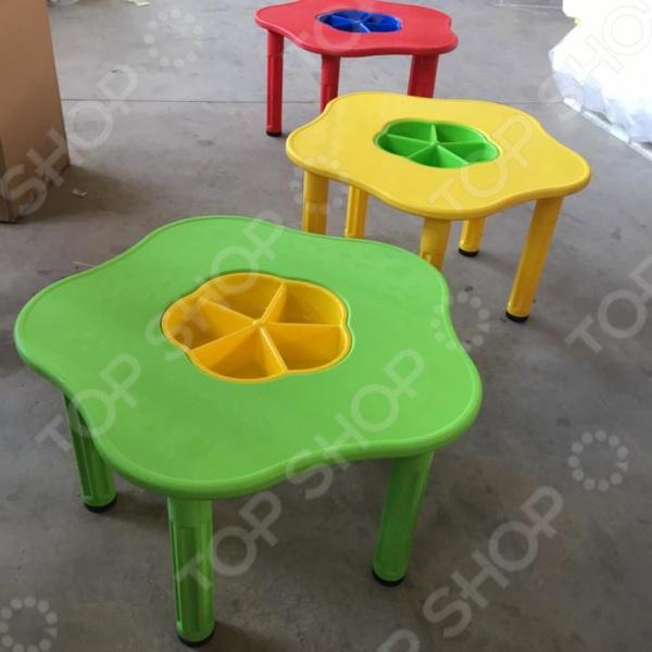 Стол детский King Kids с системой хранения мелочей «Сэнди»