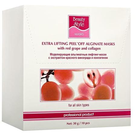 Купить Лифтинг-маска альгинатная Beauty Style 4503111 с экстрактом красного винограда