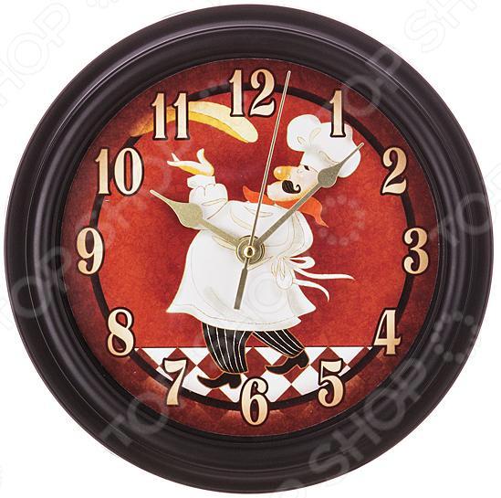 Часы настенные Lefard Chef Kitchen 220-155