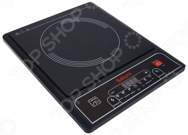 Плита настольная ST-EC 0197