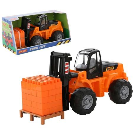 Купить Машинка игрушечная POLESIE «Супер-Микс» на поддоне