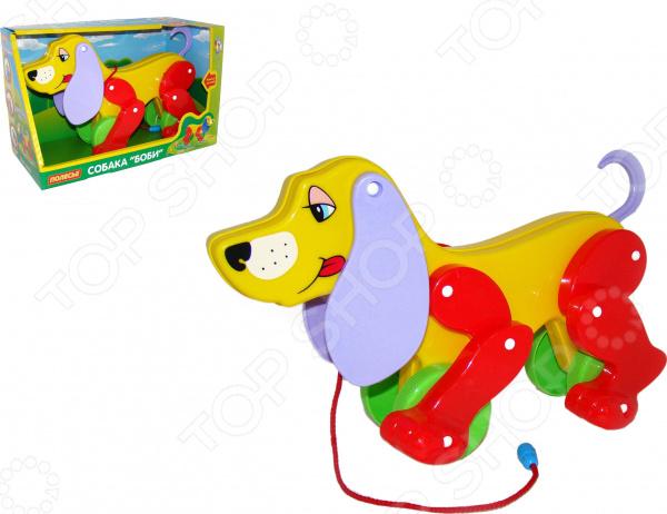 Каталка детская Cavallino «Собака Боби»