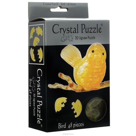 Купить Кристальный пазл 3D Crystal Puzzle «Птичка»