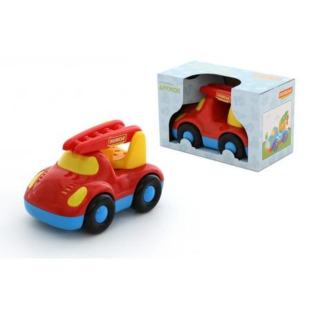 Купить Машинка игрушечная POLESIE «Дружок. Пожарный»