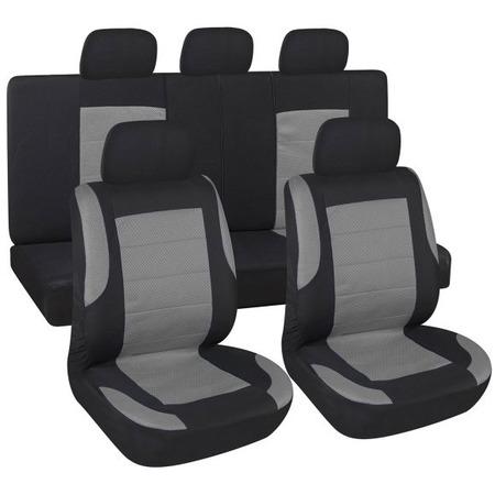 Купить Комплект чехлов на сиденья автомобиля SKYWAY Forward-6