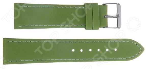 Ремешок для наручных часов Mitya Veselkov Светло-зеленый ремешок для мужских часов широкий