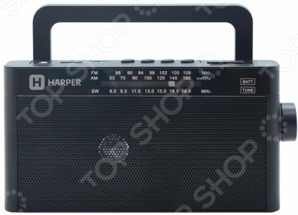 Радиоприемник Harper HDRS-377 цена в Москве и Питере