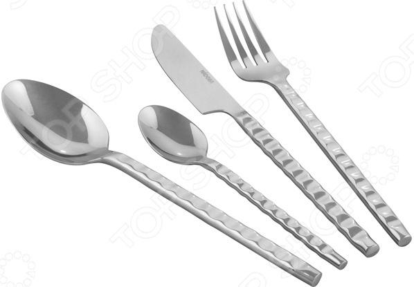 Набор столовых приборов Nadoba Daria набор из 5 кухонных ножей с универсальным керамическим блоком nadoba blanca 723418