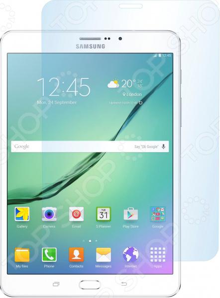 Стекло защитное для экрана skinBOX Samsung Galaxy Tab S2 8.0 аксессуар защитное стекло samsung galaxy tab s2 9 7 solomon