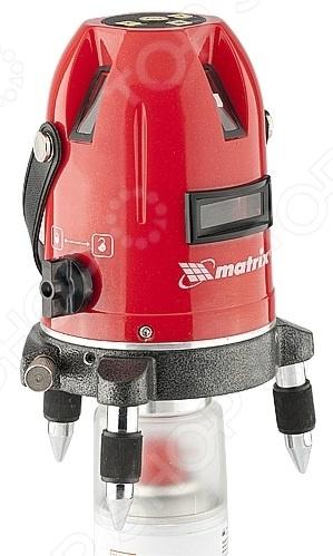 Уровень лазерный MATRIX 35035  лазерный уровень matrix master 35031