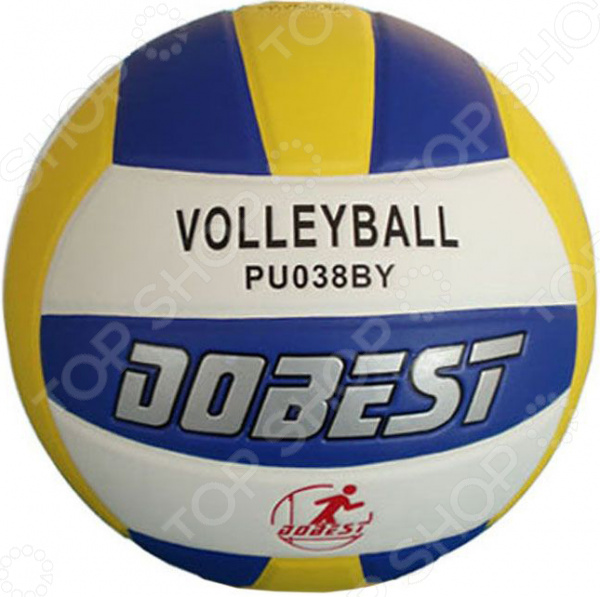 Мяч волейбольный DoBest PU038