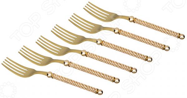 Набор вилок для сервировки Claret 661-028
