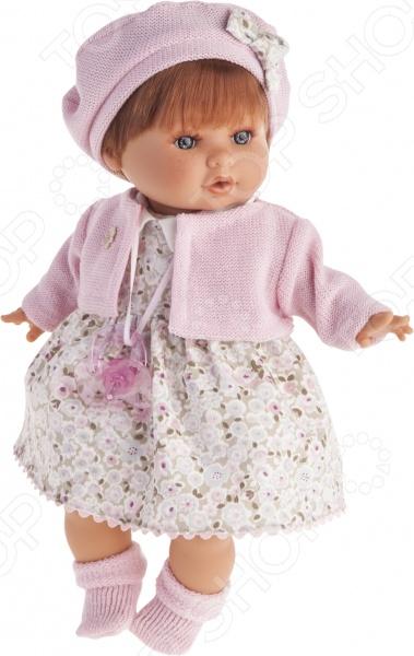 Кукла интерактивная Munecas Antonio Juan «Кристиана» кукла интерактивная munecas antonio juan каталина блондинка