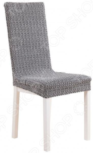 Комплект натяжных чехлов на стул Еврочехол «Коста»