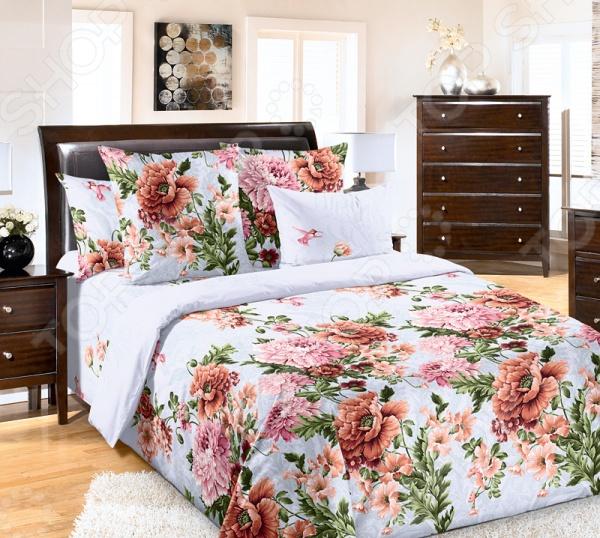 Комплект постельного белья Белиссимо «Парадиз». 2-спальный