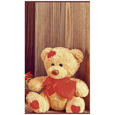 Купить Обогреватель настенный Домашний очаг «Медвежонок»