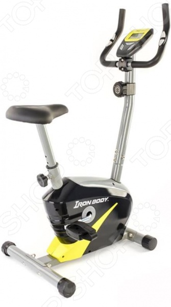 Велотренажер магнитный Iron Body 7008BK