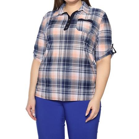 Купить Рубашка «Богема». Цвет: бежевый
