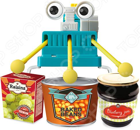 Конструктор для мальчика 4M «Робот барабанщик» 4m управляемый робот кладоискатель