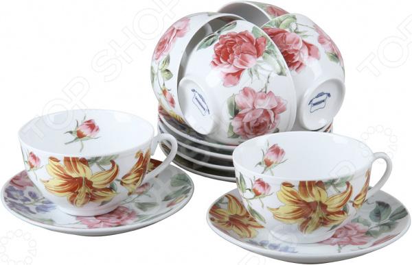 Чайный набор Rosenberg RPO-115013-12