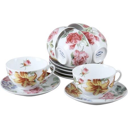 Купить Чайный набор Rosenberg RPO-115013-12