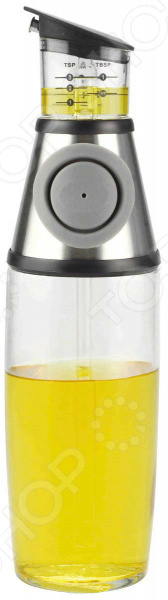 Диспенсер для масла и уксуса Sinoglass SI-8407740-AL