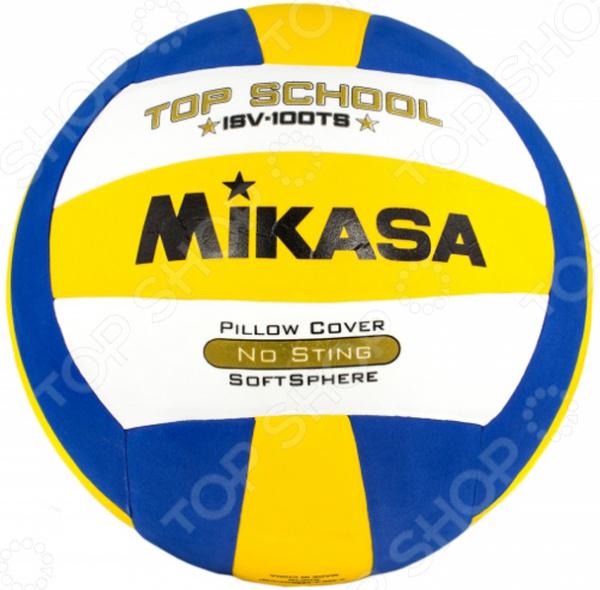 Мяч волейбольный Mikasa ISV100TS мяч волейбольный mikasa isv100ts размер 5 цвет бел жел син