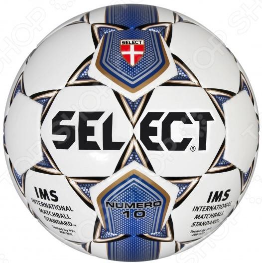 Мяч футбольный Select Number 10 IMS 1
