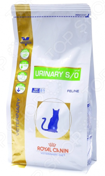 Корм сухой диетический для кошек Royal Canin Veterinary Diet Urinary Feline S/O LP 34 female male urinary human female urinary system model female urinary organ system model human urinary system organ gasen sz021