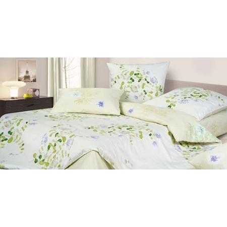 Купить Комплект постельного белья Ecotex «Цветочный перфоманс». Евро