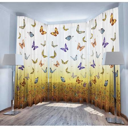 Купить Фототюль ТамиТекс Butterfly