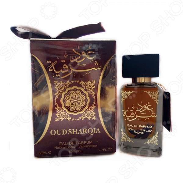 Парфюмированная вода унисекс Arabic Perfumes Oud Sharqia Парфюмированная вода унисекс Arabic Perfumes Oud Sharqia /