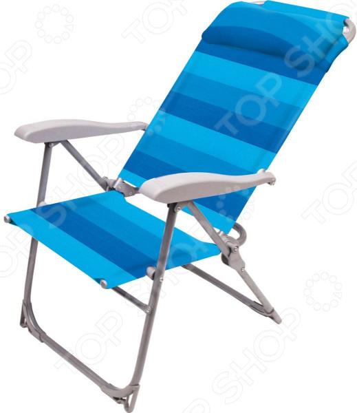 Кресло-шезлонг складное Ника К2. В ассортименте